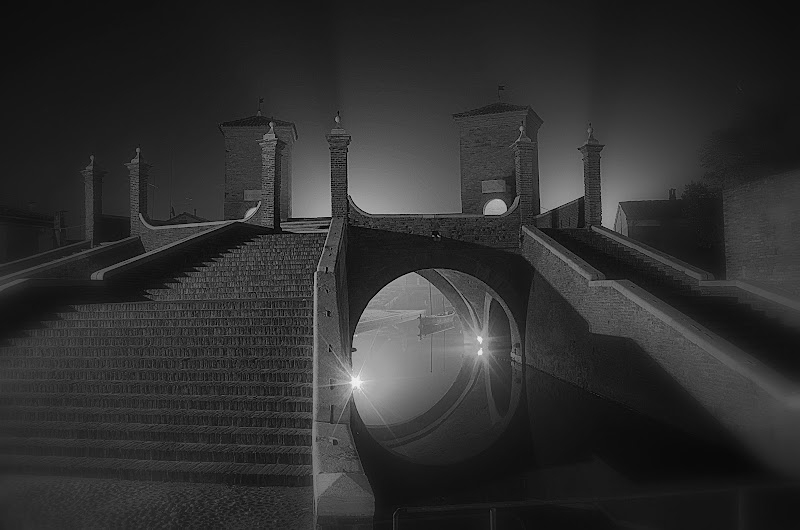 Il tre ponti misterioso.... di Giuseppe Loviglio