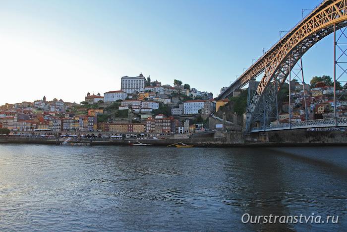 Порту и мост Луиша I