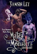 Mates for Monsters Boxed Set