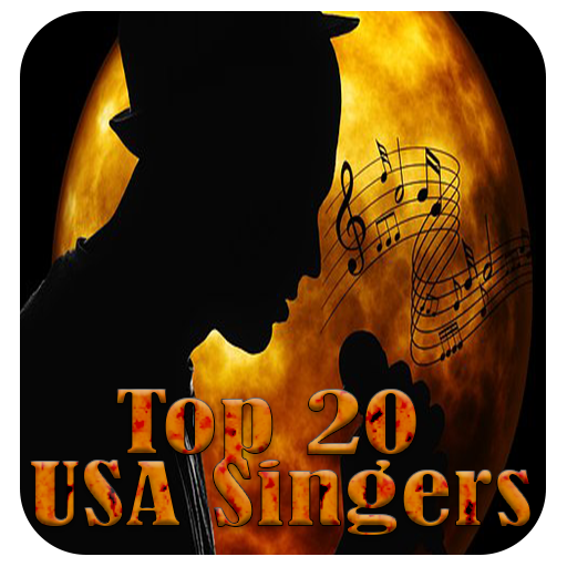 Top 20 USA Singers Music
