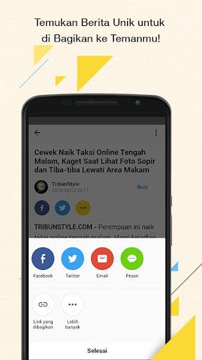 BaBe+ - Berita Indonesia  screenshots 5