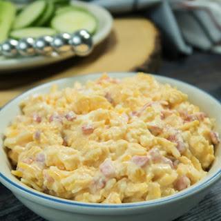 Creamy Pimento Cheese Spread (Low Carb) Recipe