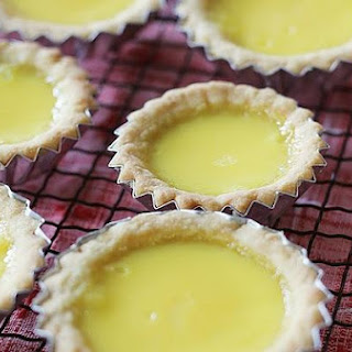 Quick and Easy Egg Tarts