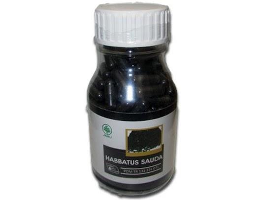 HIU Habbatussauda 210 habbat herbal indo utama habatusauda habat jintan jinten hitam kolesterol