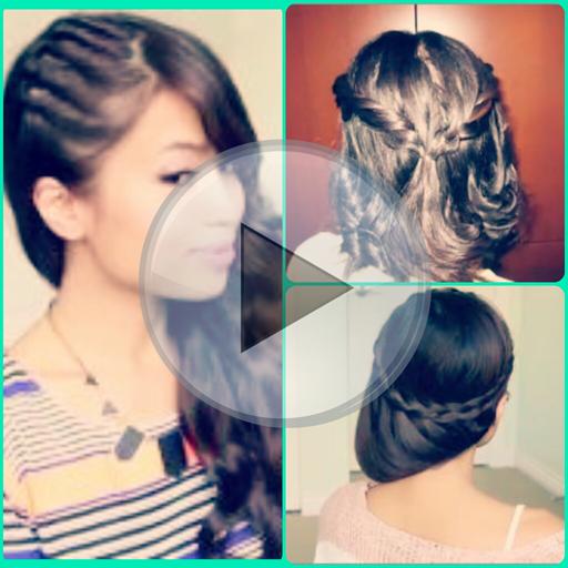 发型步骤视频