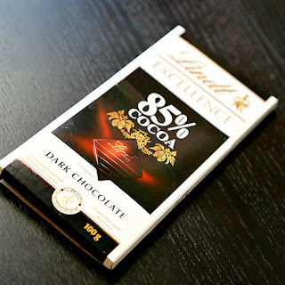 No-bake Spicy chocolate bars