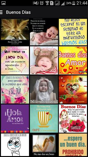 Buenos Días, Tardes, Noches screenshot