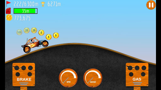 Car Racing : Hill Racing 1.1 screenshots 5