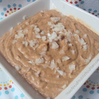 Restaurant Style Refried Beans from a Can!.