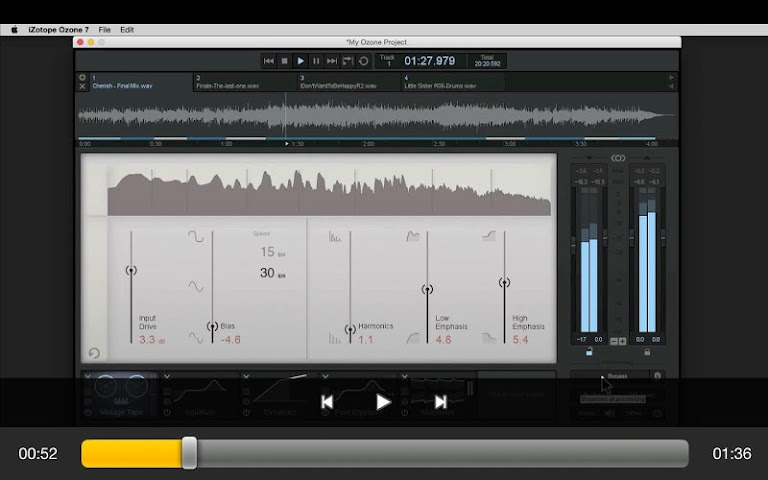 android Mastering Toolbox for Ozone 7 Screenshot 3