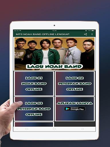 Download Lagu Noah Terbaru : download, terbaru, Download, Terbaru, Offline, Lengkap, Android, STEPrimo.com