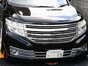 エルグランド PE52 V6 Rider のカスタム事例画像 彫かく (埼玉・上尾)さんの2018年10月24日10:29の投稿