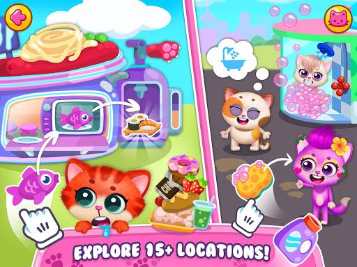 Little Kitty Town - Collect Cats & Create Stories  screenshots 13