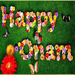 Onam Wishes and Greeting Card