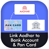 Link Aadhar to Pan Card & Bank Account