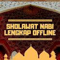 Sholawat Nabi Complete Offline icon