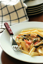 Photo: pasta with seafood