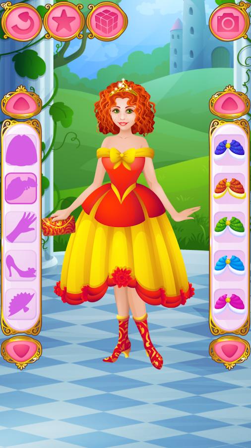 Dress Up Games for Girls on EnjoyDressUp.com
