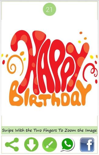 Happy Birthday Wishes Images|玩生活App免費|玩APPs