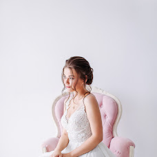 Wedding photographer Evgeniya Kushnerik (kushfoto). Photo of 03.01.2019