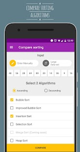 AlgoPrep - Sorting & Searching Made Easy - náhled