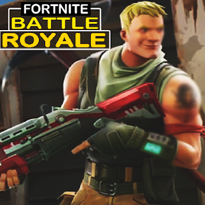 Game Fortnite Battle Royale Trick for PC
