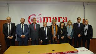 Nuevo Comité Ejecutivo de la Cámara de Comercio
