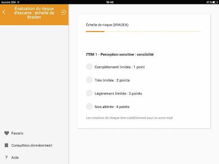 e-mémo plaies chroniques 0.0.2 screenshot 1316224