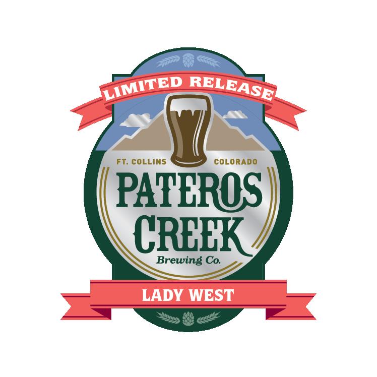 Logo of Pateros Creek Lady West