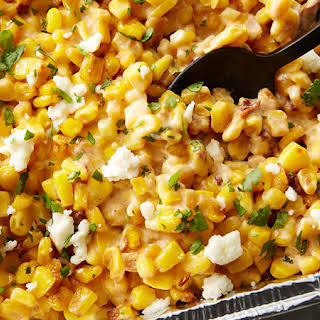 Chipotle Creamed Corn on the Grill.