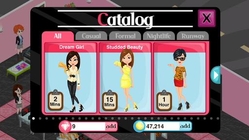 Fashion Story screenshot 9