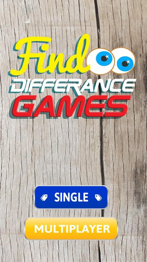 Find Difference Photo Games