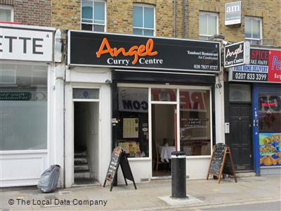 Angel Curry Centre On Chapel Market Restaurant Indian In