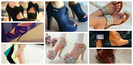 Приложения в Google Play – Women Footwear <b>Fashion</b> - 30+ ...