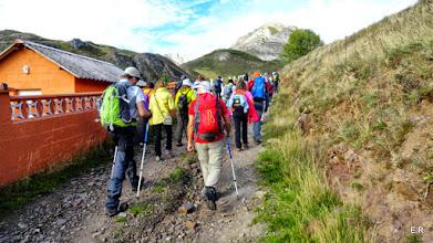 Photo: Entramos en el Camino Real de la Mesa