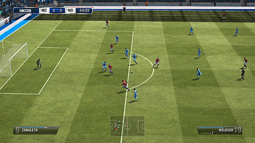 Worldcup Dream League Soccer 1.0 screenshots 9