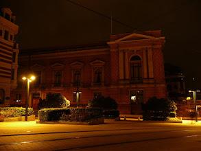 Photo: Oslo at night