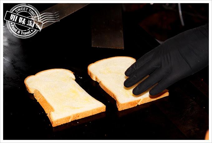 Full Sandwich經典美式培根