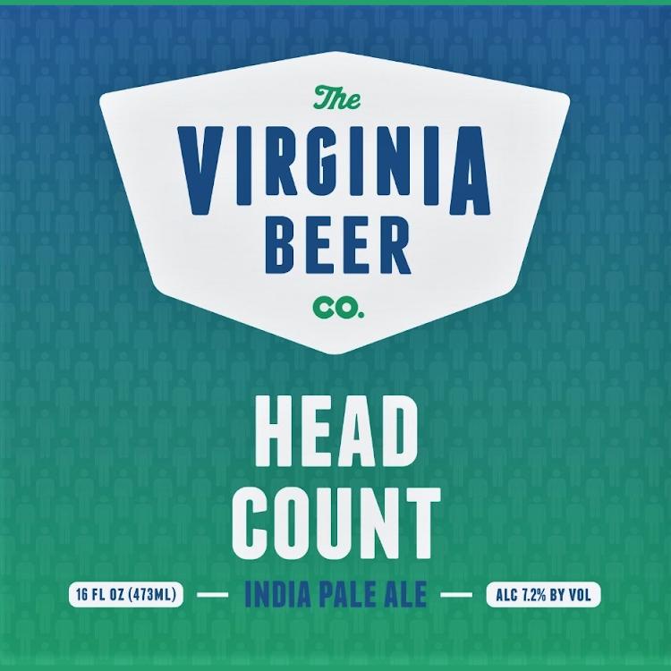 Logo of Virginia Beer Co. Head Count