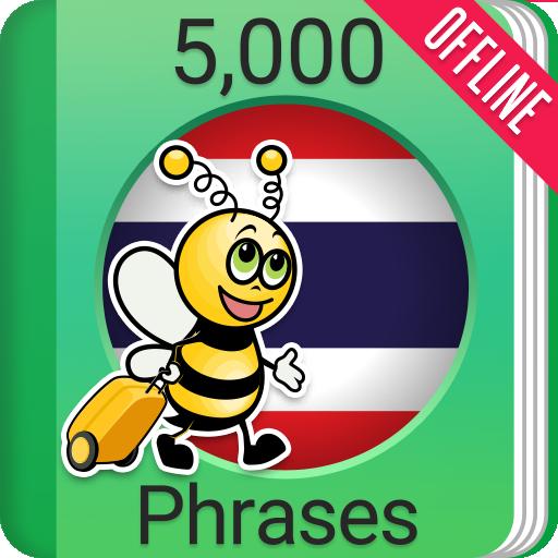Learn Thai - 5,000 Phrases
