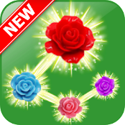 Rose Paradise fun puzzle games free without wifi