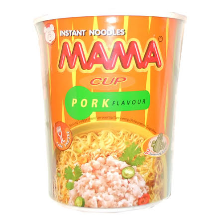 Mama CUP Pork Flavour
