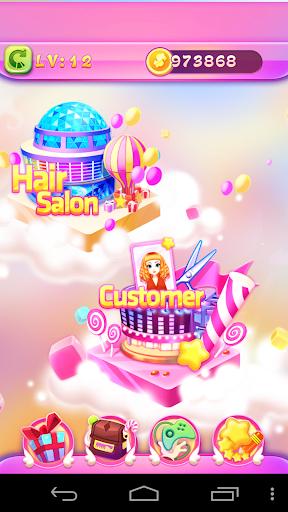 玩休閒App|公主美发沙龙 - 快乐女孩免費|APP試玩