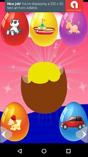 Surprise egg toys - náhled