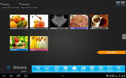 SmartDiva - Home Management screenshot 1