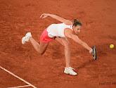 Karolina Pliskova in tweede ronde Roland Garros verslagen door Jelena Ostapenko