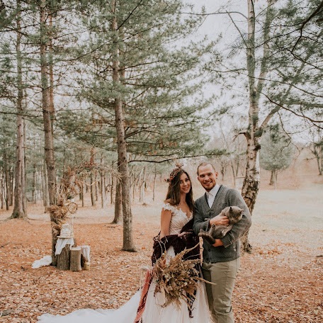 Wedding photographer Vera Kosenko (kotenotfoto). Photo of 20.01.2018