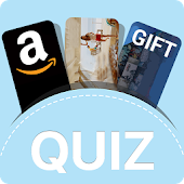 QUIZ REWARDS: Trivia Game, Free Gift Cards Voucher