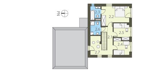Uniwersalny - Rzut piętra
