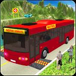 Bus Mountain Drive 3D